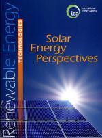 Portada Solar energy perspectives : renewable energy technologies